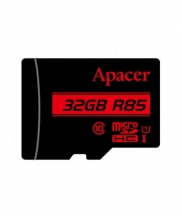 Apacer R85 32GB Micro SD Memory Card Class 10 With Adapter