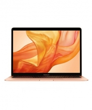 Apple MacBook Air (2020) Intel Core i3 (1.10GHz-3.20GHz, 8GB, 256GB SSD) 13.3 Inch Retina Display, Touch ID, Gold MacBook #MWTL2LL/A / MWTL2ZP/A