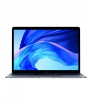 Apple MacBook Air (2020) Intel Core i3 (1.10GHz-3.20GHz, 8GB, 256GB SSD) 13.3 Inch Retina Display, Touch ID, Space Gray MacBook #MWTJ2LL/A / MWTJ2ZP/A