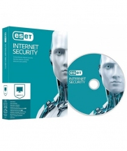 ESET Internet Security Antivirus For 2 User (2020 Edition)