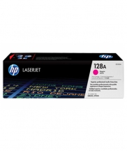 HP 128A-M Magenta Original LaserJet Toner Cartridge For CP1525, M1415 Printer