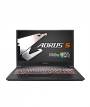 Gigabyte Aorus 5 MB Core i7 10th Gen GTX 1650Ti Graphics 15.6