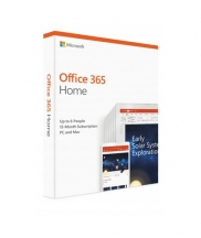Microsoft 365 Family 2019 For 6 User (1 Year Subscription)