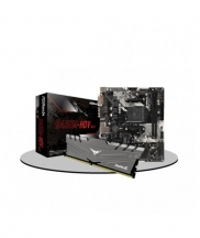 ASRock B450M-HDV R4.0 AMD & Team Dark 8GB Gaming RAM Eid Bundle Offer 3