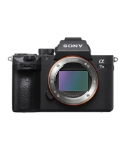 Sony Alpha A7 III Mirrorless Digital Camera (Only Body)