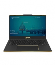 Avita Liber V14 Core i5 10th Gen 14 inch FHD Laptop Golden Matt Black