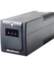 MaxGreen MG-LI-REP-1200VA Offline UPS (Plastic body)