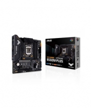 ASUS TUF GAMING B560M-PLUS 10th and 11th Gen Micro ATX Motherboard