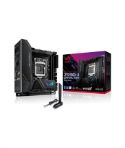Asus ROG Strix Z590-I Gaming Wi-Fi Intel 10th and 11th Gen Micro ATX Motherboard