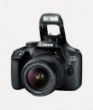 Canon Eos 4000D 18MP 2.7inch Display With 18-55mm Lens Dslr Camera